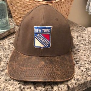 New York Rangers Hat - Adjustable
